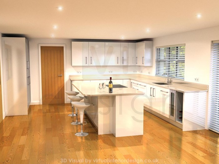 Virtual Interior Design - 3D architectural visualisations for ...
